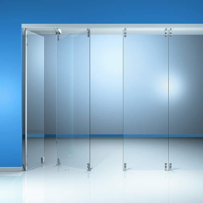 Leistungen: Ganzglas - Türen, Wände, Brüstungen, begehbare Verglasung